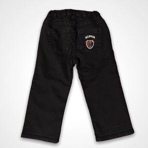 Black Tommy Hillfiger Jeans